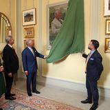 Prinz Charles enthüllt ein neues Porträtbild von sich.