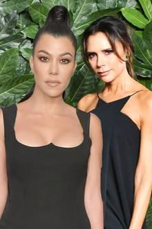 Kourtney Kardashian, Victoria Beckham