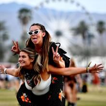 Coachella 2019: Bald ist es wieder soweit, das berühmte Festival steht anund feiert sogar Jubiläum.
