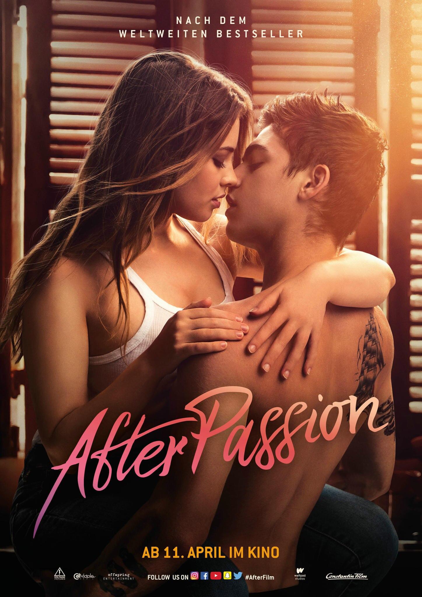 """""""After Passion"""" ist ab dem 11. April in den deutschen Kinos zu sehen."""