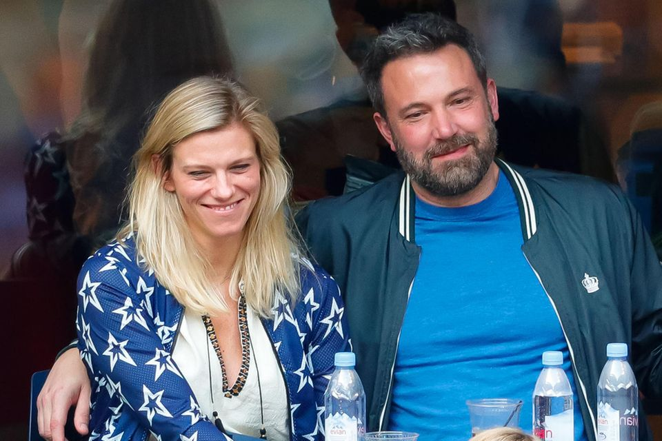 Ben Affleck und Lindsay Shookus