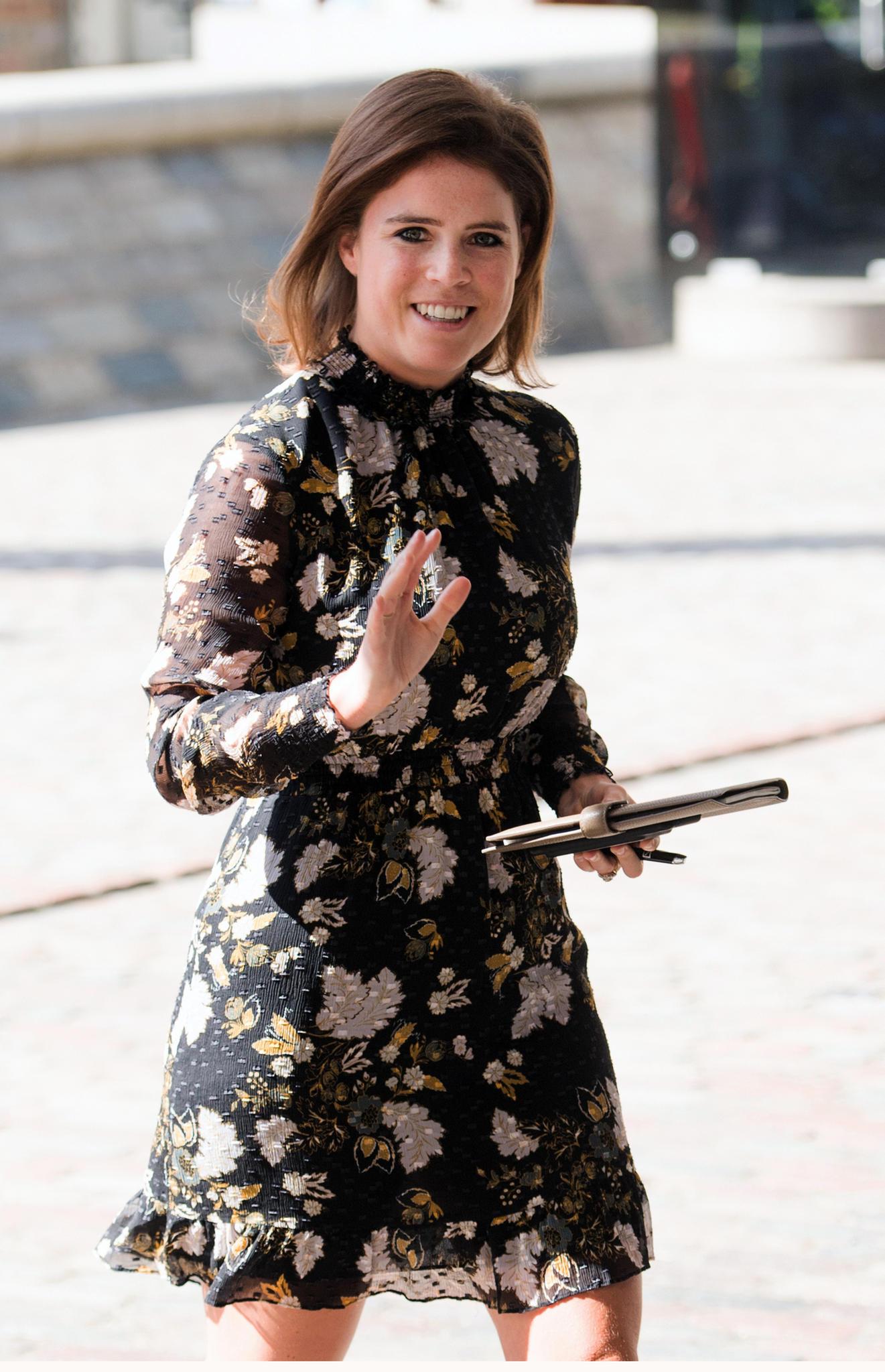 purchase cheap a2753 91157 Prinzessin Eugenie: Dieses günstige Mode-Label ist ihre ...