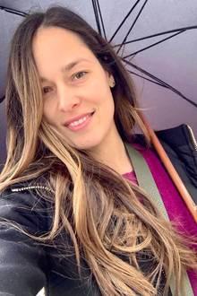 """""""Was ich an ihr mag? Sie braucht nicht viel Make-up, um wunderschön zu sein!"""", kommentiert eine Userin unter diesem Foto und hat damit recht. Ana Ivanovic ist eine wahre Naturschönheit."""