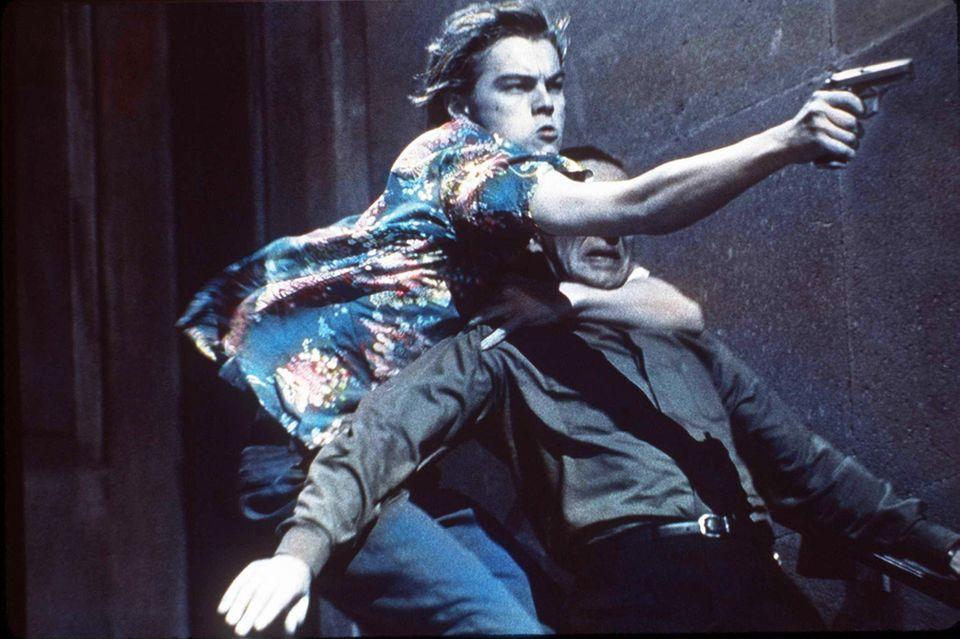 """Wer war nicht verliebt in LeonardoDiCaprio? Mit """"Gilbert Grape"""" und Baz Luhrmanns """"Romeo und Julia"""" erlangte er Weltruhm."""