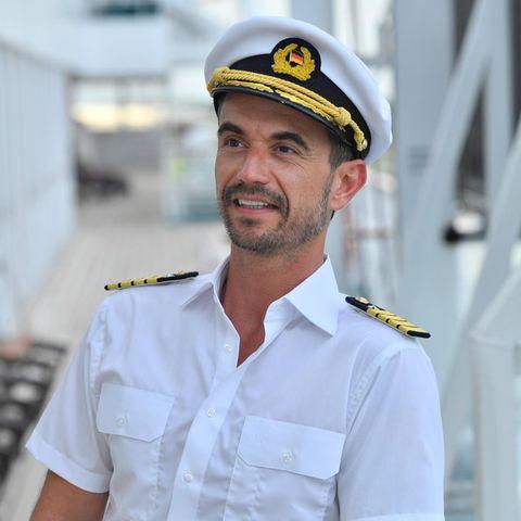 Florian Silbereisen als Kapitän Max Prager