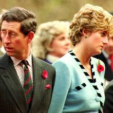 Prinz Charles, Prinzessin Diana (†)