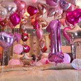 13. April 2019  Bei all den XXL-Ballons muss man die kleine True Thompson erst einmal finden. Sie feiert ihren ersten Geburtstag so, wie es sicherlich viele Mädchen wollen. Mama Khloe Kardashian ist entzückt und postet diesen Schnappschuss auf Instagram.