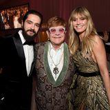 Jedes Jahr aufs Neue lädt Elton Johnzu seiner Oscars-Party ein. Schon in 2008 möchte er auch Heidi dabei haben, die sofort zusagt. In 2019 bringt sie erstmals Tom mit zu der Feier. Jetzt wäre Heidi an der Reihe, eine Einladung zu verschicken.