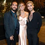 Auf der Hochzeitsfeier von Tom Kaulitz und Heidi Klum darf auf keinen Fall Bill Kaulitz fehlen. Schließlich sind der Zwillingsbruder und der Bräutigam seit ihrer Geburt unzertrennlich.