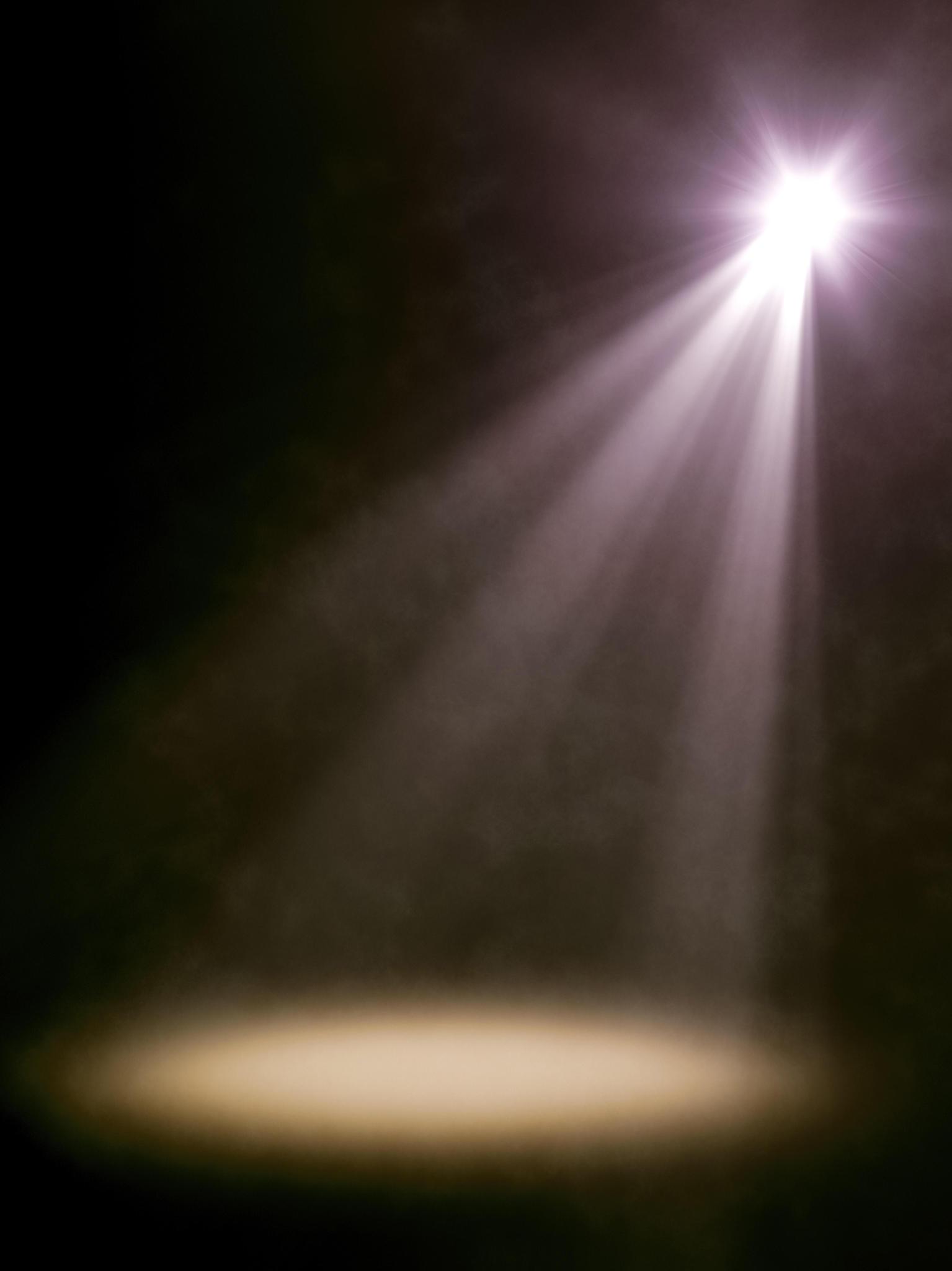 leere Bühne (Symbolbild)