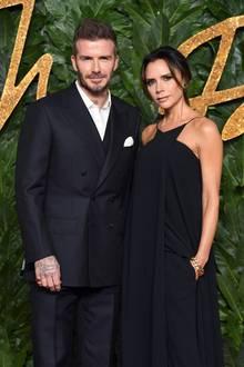 David Beckham und Victoria Beckham könnten die Patenschaft für Baby Sussex übernehmen.