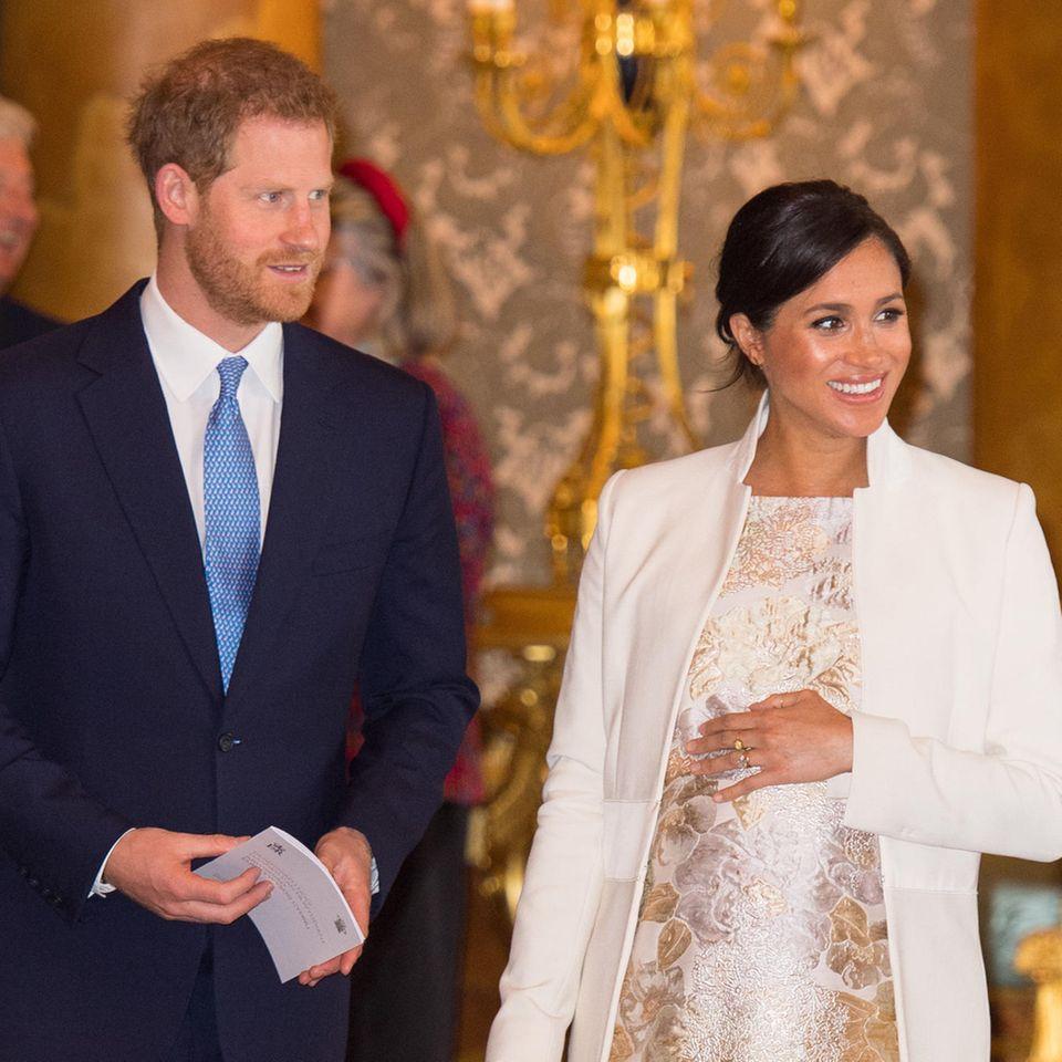 Prinz Harry, Herzogin Meghan