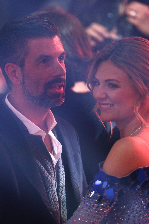 """Ella Endlich zeigt ihren neuen Freund bei """"Let's Dance""""."""