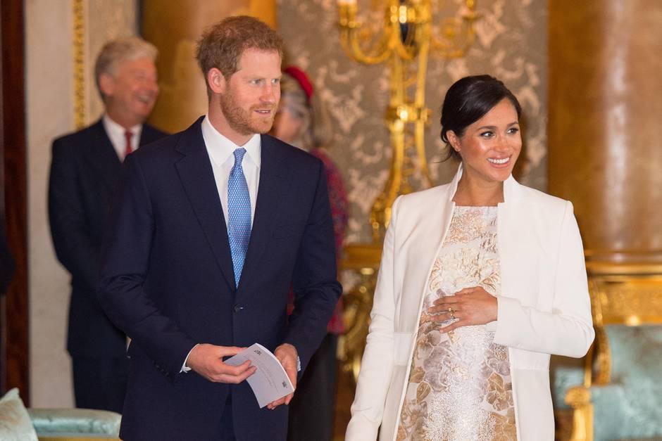 Baby Sussex, Geburt, Herzogin Meghan, Prinz Harry