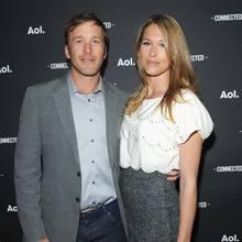 Bode Miller und seine Frau Morgan Miller