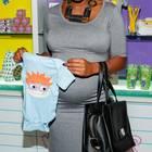 Die Schauspielerin erwartet ihr zweites Kind