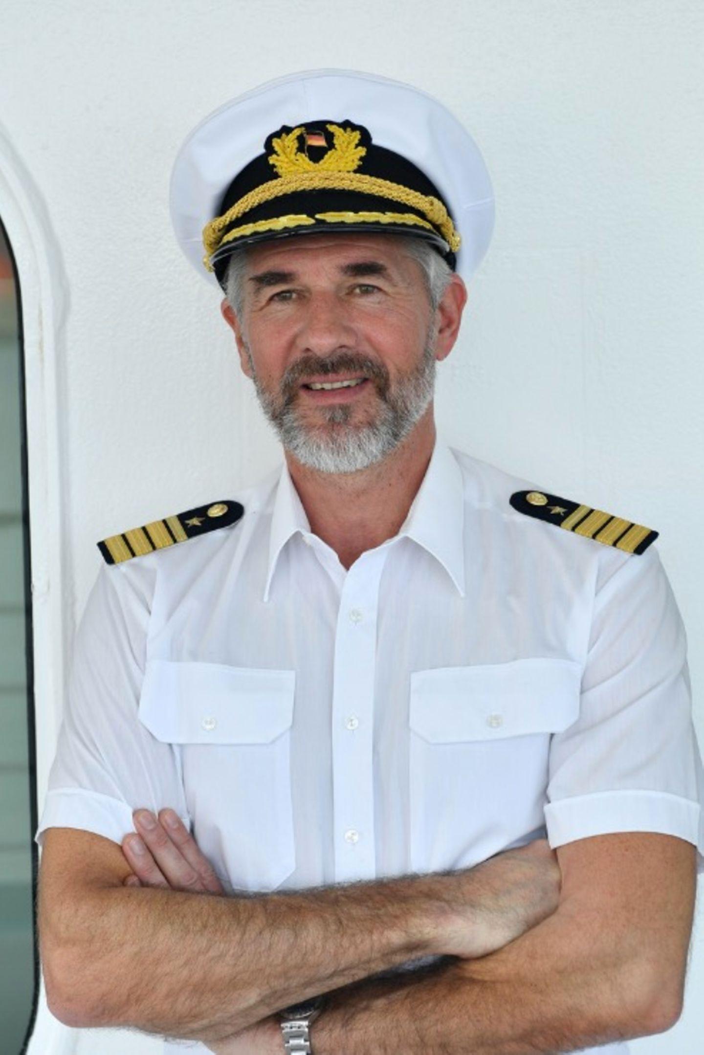 Daniel Morgenroth, Das Traumschiff