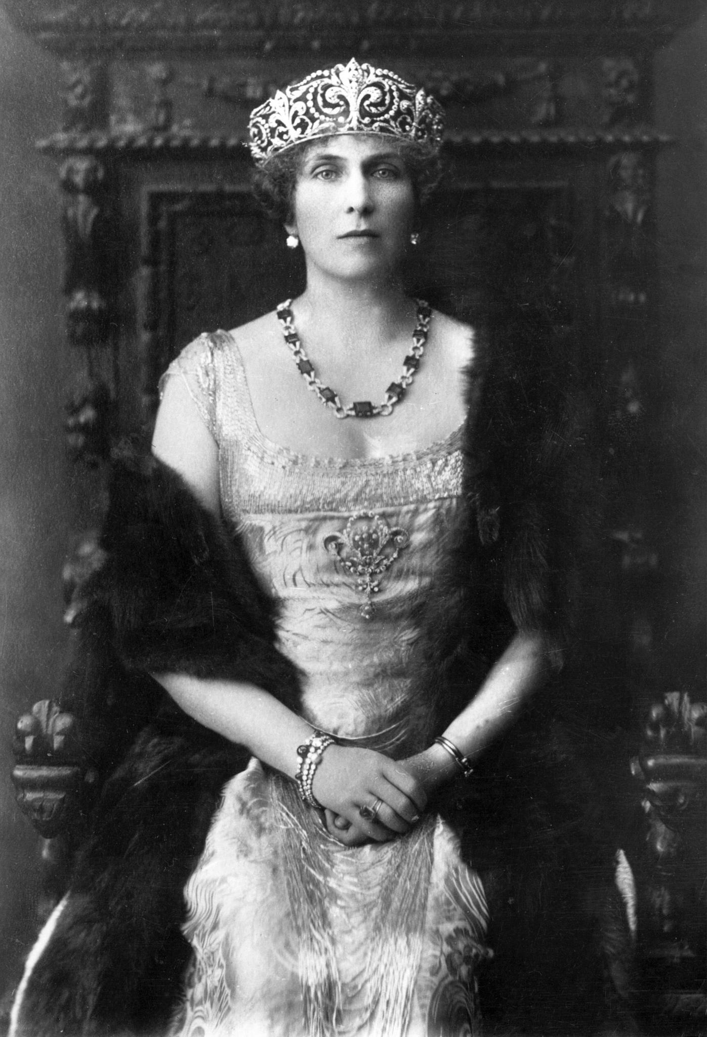 Königin Victoria Eugenia
