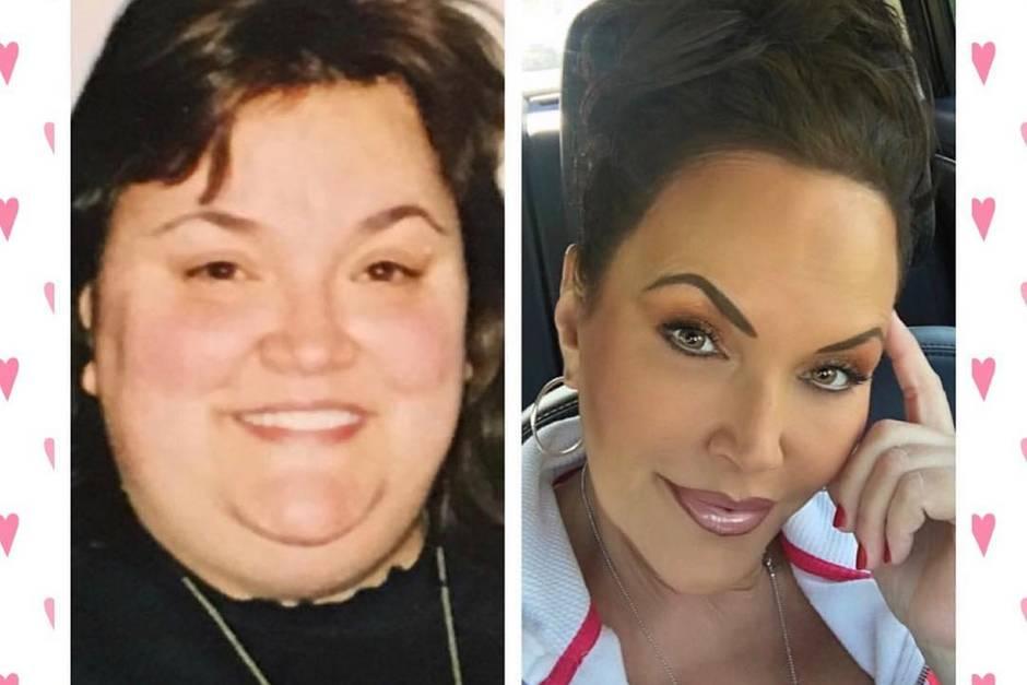 Kelley Gunter hat es geschafft: Sie nahm 110 Kg ab und erlangte ein neues Selbstwertgefühl.