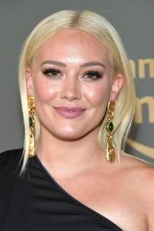 """Heute kann Hilary Duff bereits mit 31 Jahren auf eine erfolgreiche Schauspiel- und Gesangskarriere zurück blicken. """"Hey Mama ... ich habe es geschafft"""" schreibt sie auf Instagram."""