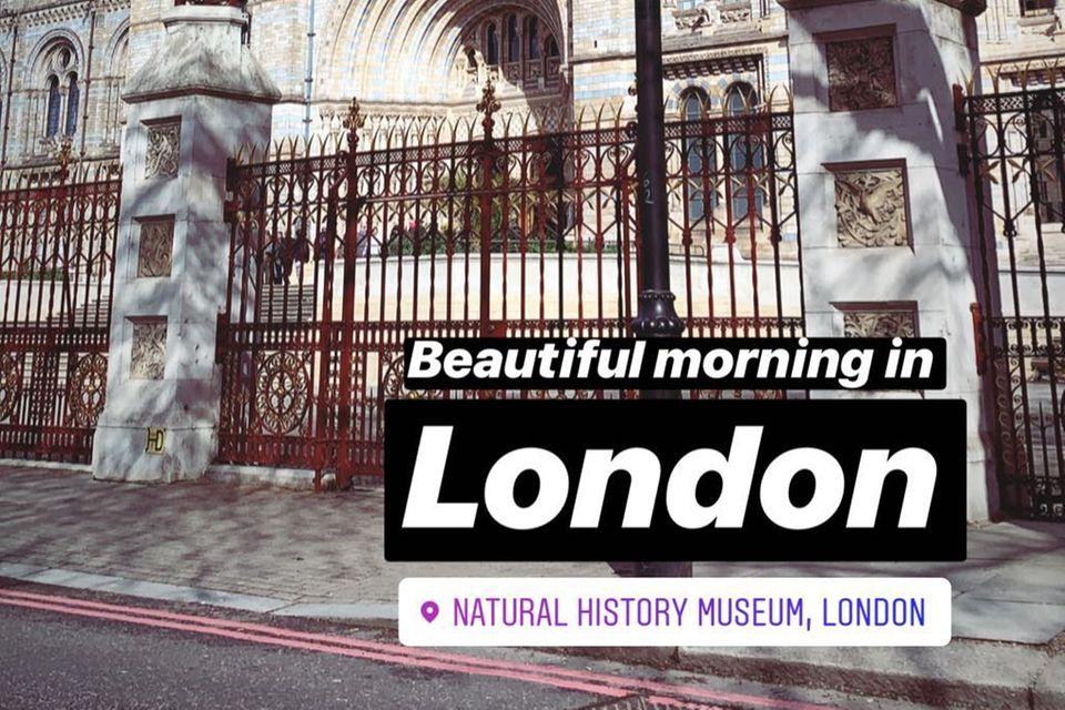 Herzogin Meghans amerikanischer Make-Up-Artist Daniel Martin meldet sich Anfang April aus London
