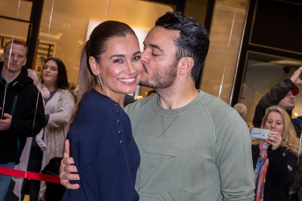 Jana Ina und Giovanni Zarella sind seit 15 Jahren miteinander verheiratet