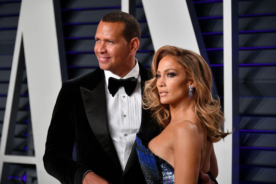 Alex Rodriguez undJennifer Lopezwollen heiraten