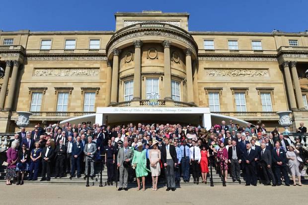 Buckingham-Palast