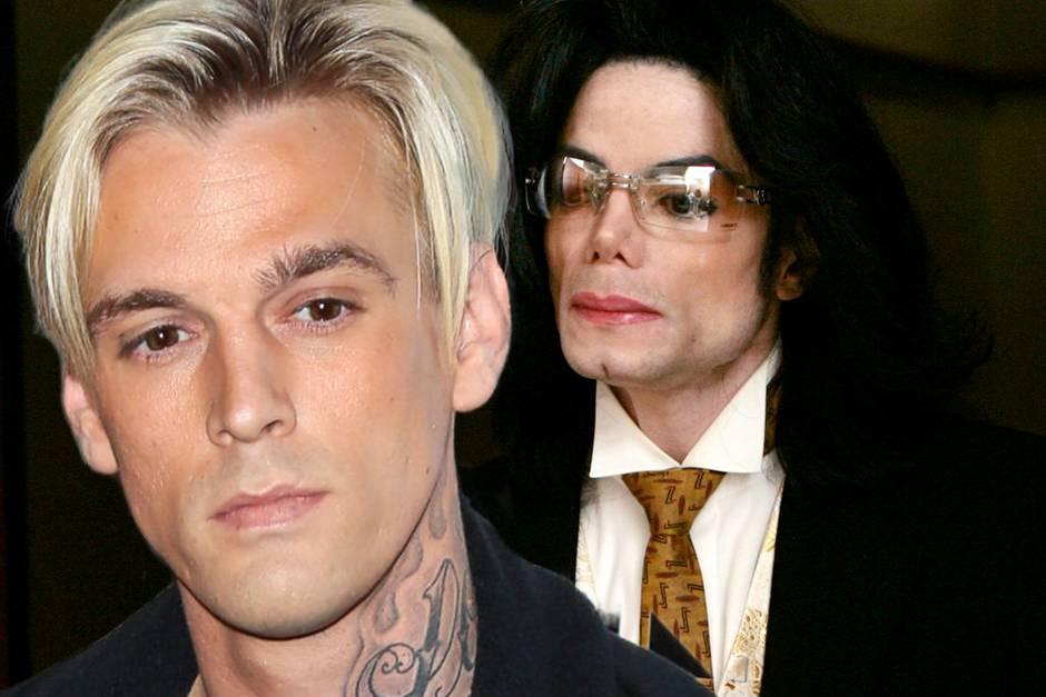 Michael Jackson: Jetzt will auch Aaron Carter auspacken
