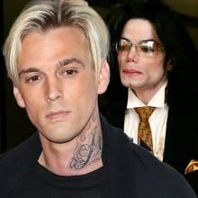 """Michael Jackson: Aaron Carter: """"Eine Sache, die er getan hat, war unangebracht"""""""