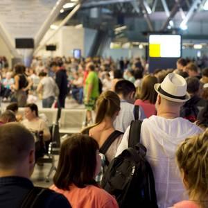 An Ostern wird es voll an deutschten Flughäfen