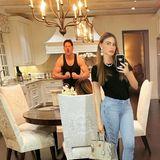 Kein Respekt für ihre Fashion-Selfies! Sofia Vergaras Mann Joe Manganiello macht sich immer öfter einen Spaß daraus, die Selfie-Fotos seiner schönen Frau zu bombardieren. Sie nimmt's aber gelassen.