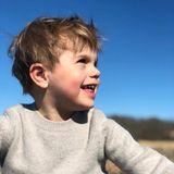 21. April 2019  Und auch der kleine Prinz strahlt bis über beide Ohren!