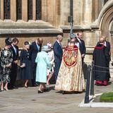 Die Queen steht heute ganz besonders im Mittelpunkt. Der diesjährige Ostersonntag fällt nämlich mit ihrem Geburtstag zusammen.