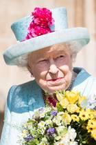 Queen Elizabeth an ihrem 93. Geburtstag