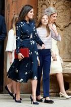 Prinzessin Sofia mit Königin Letizia