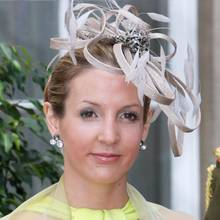 Tessy Antony, die frühere Prinzessin Tessy von Luxemburg