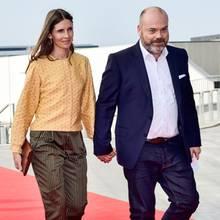 Anders Holch Povlsen mit Frau Anne