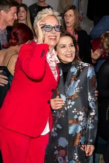 Doris Dörrie und Hannelore Elsner im Februar 2019
