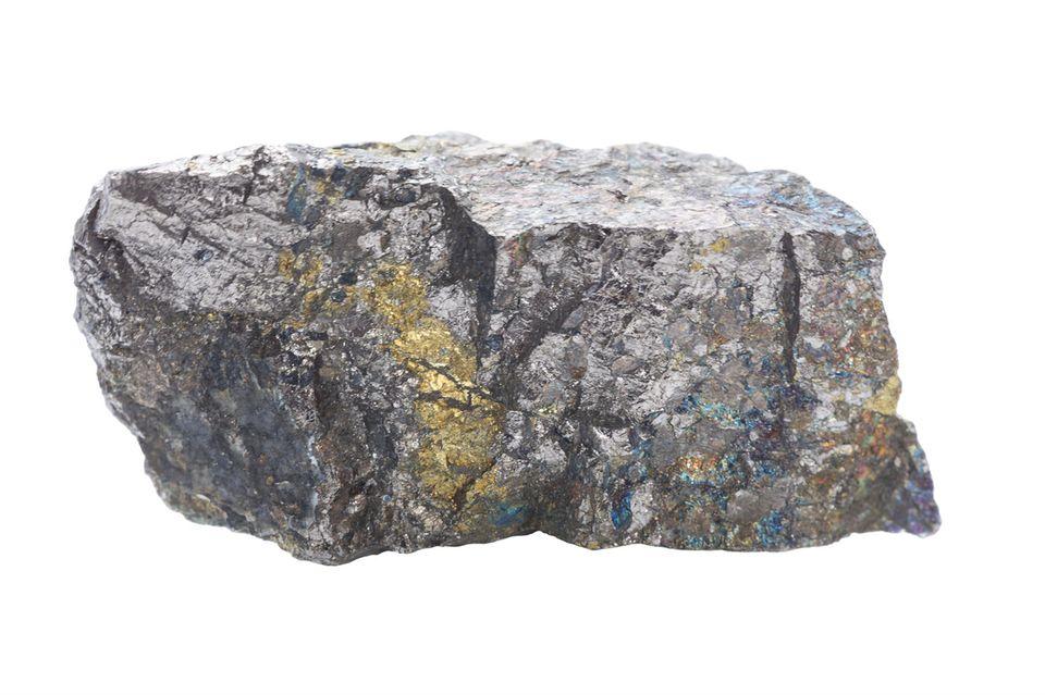 Reiner Nickel ist extrem selten und kommt nur in Form von Meteoriten im Weltall und im Kern von Planeten vor.