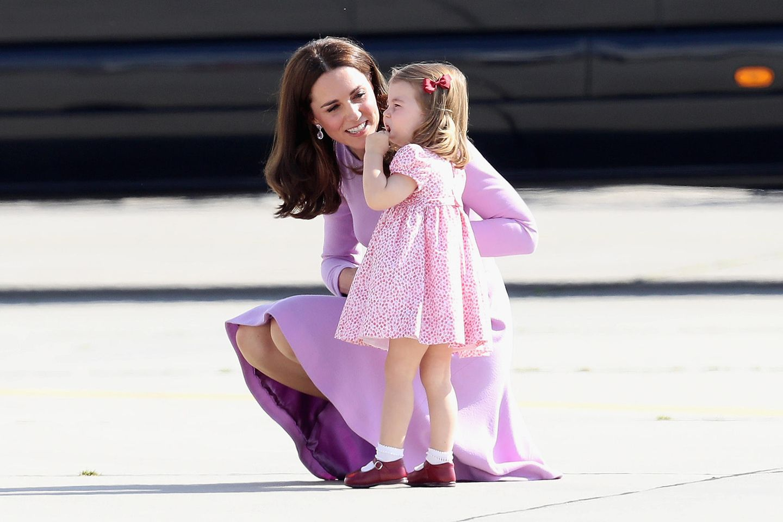 Herzogin Catherine, Prinzessin Charlotte