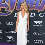 """Zauberhaft sieht auch Elsa Pataky, die Frau von Chris """"Thor"""" Hemsworth aus und erinnert in ihrem Look etwas an Marilyn Monroe."""