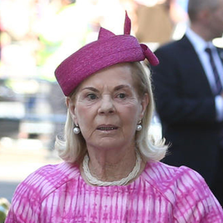 Windsor  nackt Gabriella Lady Gabriella