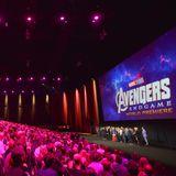 """22. April 2019: Weltpremiere von """"Avengers: Endgame""""  Zur Weltpremiere in Los Angeles erscheinen hunderte Fans, die gespannt darauf sind, wie dieHandlung von """"Avengers: Infinity War"""" aus dem Vorjahr fortführt wird."""