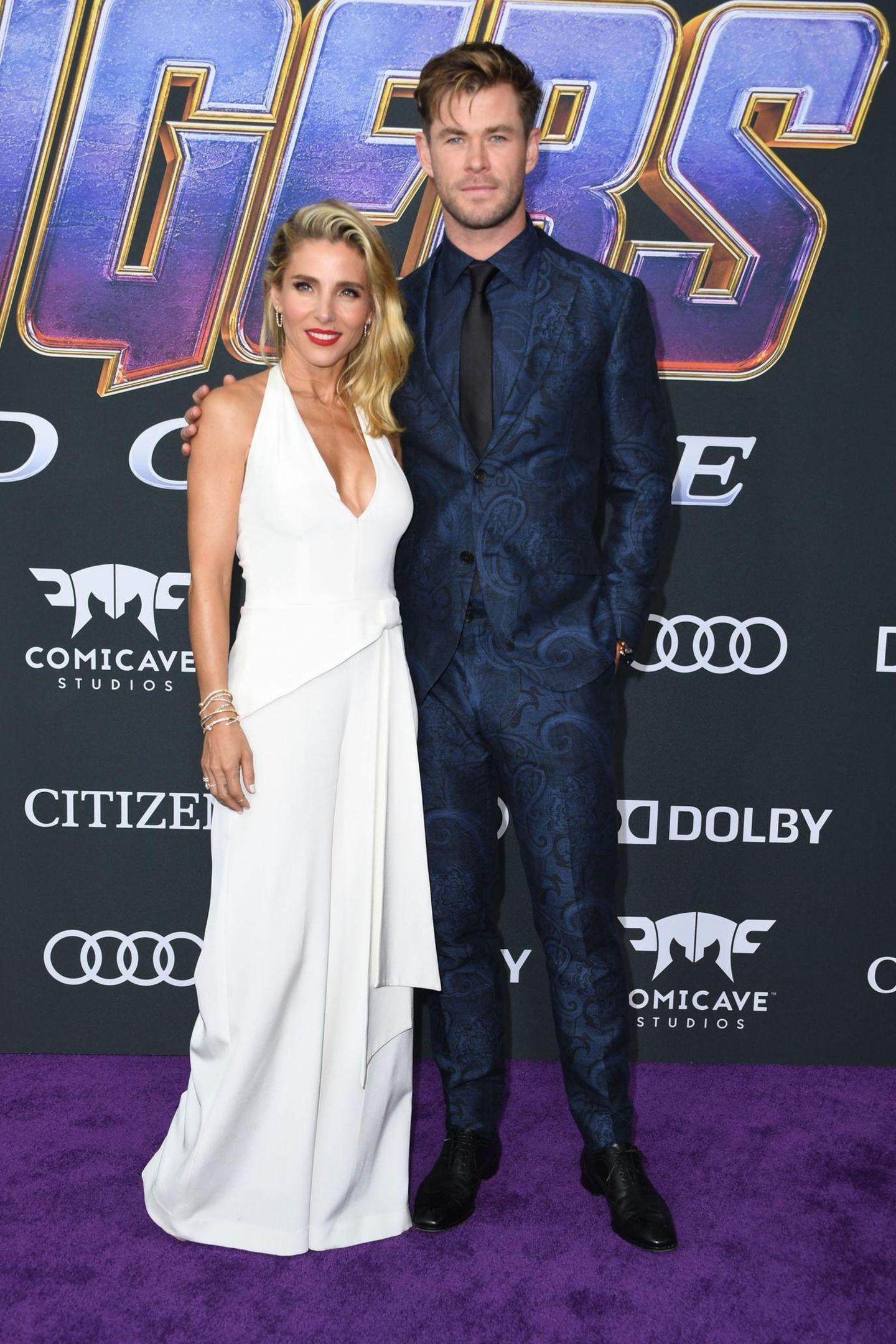 24. April 2019  Chris Hemsworth und Elsa Pataky haben gerade einmal drei Monate nachdem sie sich kennengelernt geheiratet.Doch es scheint die richtige Entscheidung gewesen zu sein: Im Hafen der Ehe ist das Schauspiel-Paar bereits seit neun Jahren.