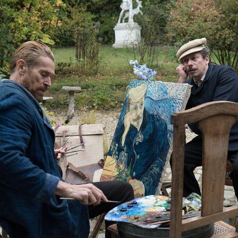 """Filmszene aus""""Van Gogh - An der Schwelle zur Ewigkeit"""""""