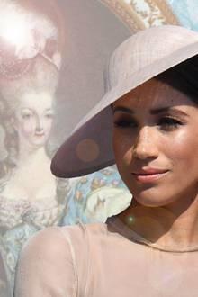 Königin Marie Antoinette, Herzogin Meghan