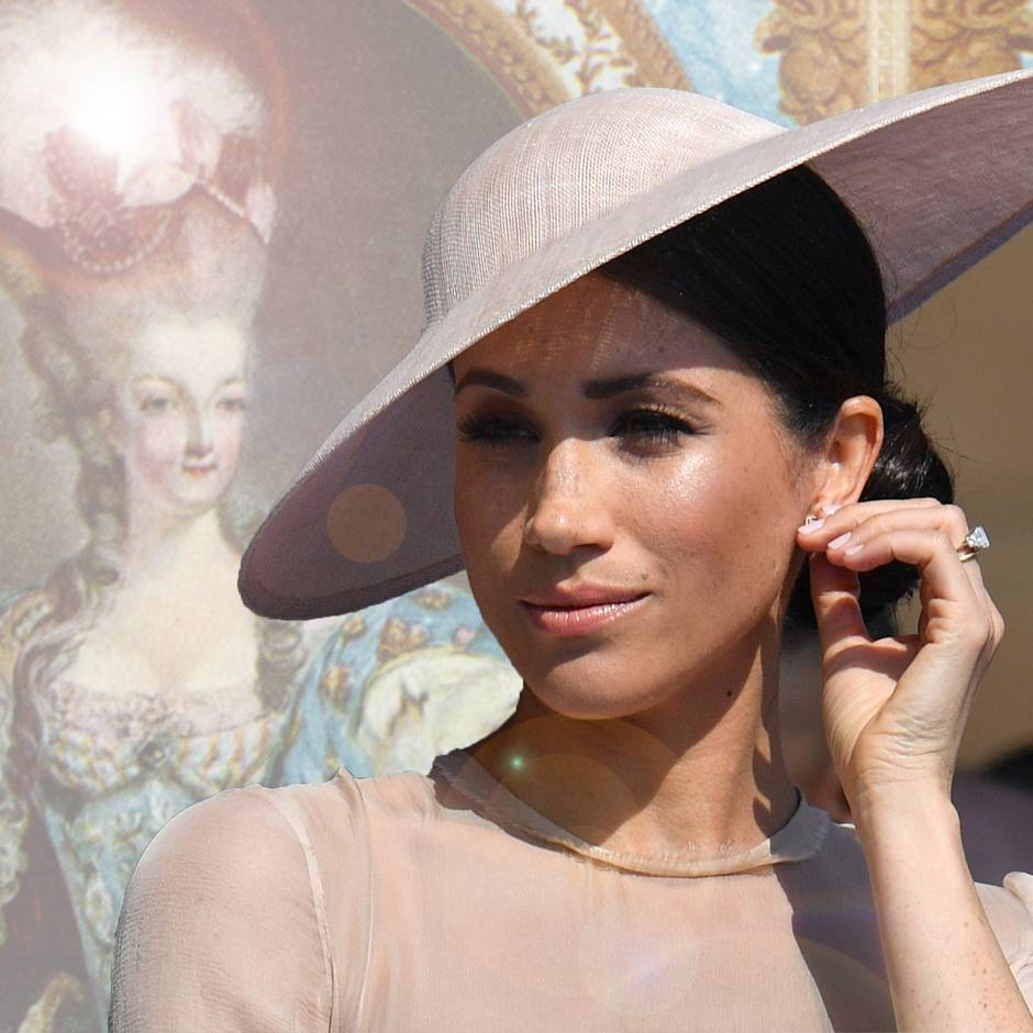 """""""Meghan Antoinette"""" so verschwenderisch wie die französische Königin?"""