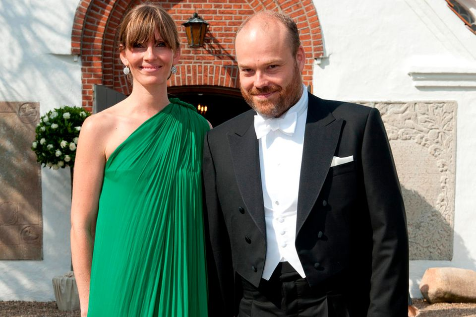 Anders Holch Povlsen, Anne Storm