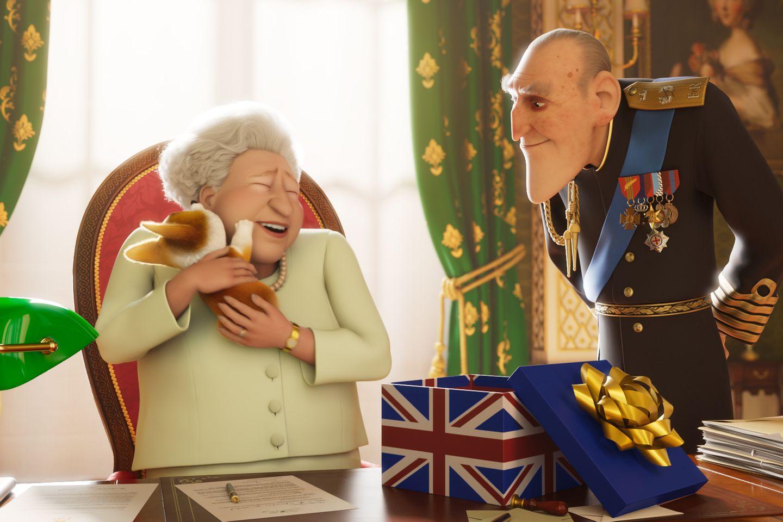 """""""Royal Corgi - Der Liebling der Queen"""""""